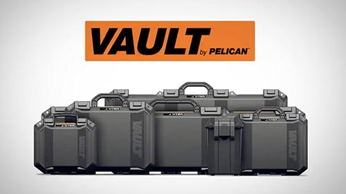 pelican vault gun cases features video