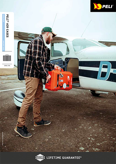 peli air cases catalog