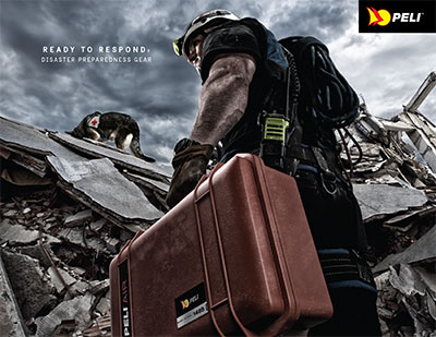 peli disaster preparedness gear first responders