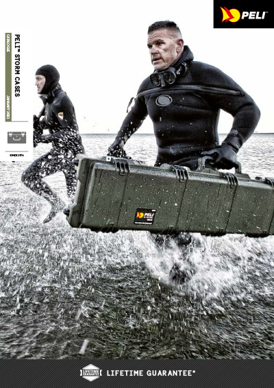 peli storm cases catalogue