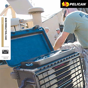 pelican peli products 0450 mobile tool chest box brochure