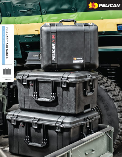 pelican air cases full line brochure
