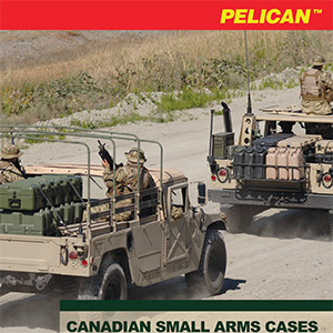 pelican peli products canadian small arms brochure