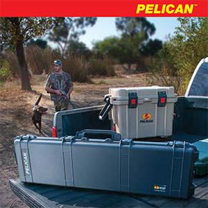 pelican peli products hunting brochure
