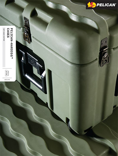 pelican peli products isp case system brochure