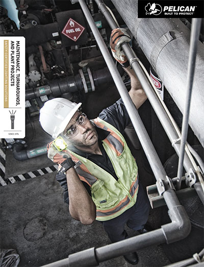 pelican peli products petrochemical brochure