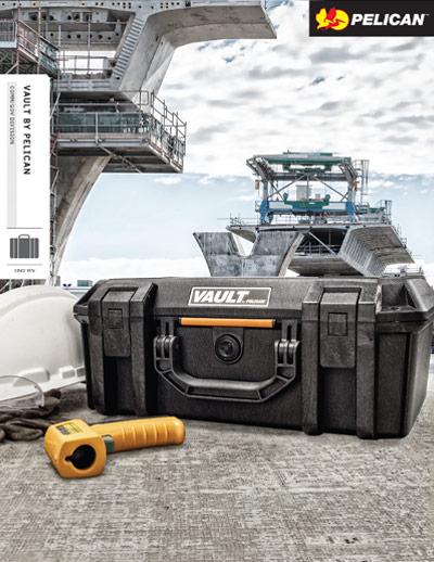 pelican vault cases brochure