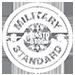 peli military standard logo