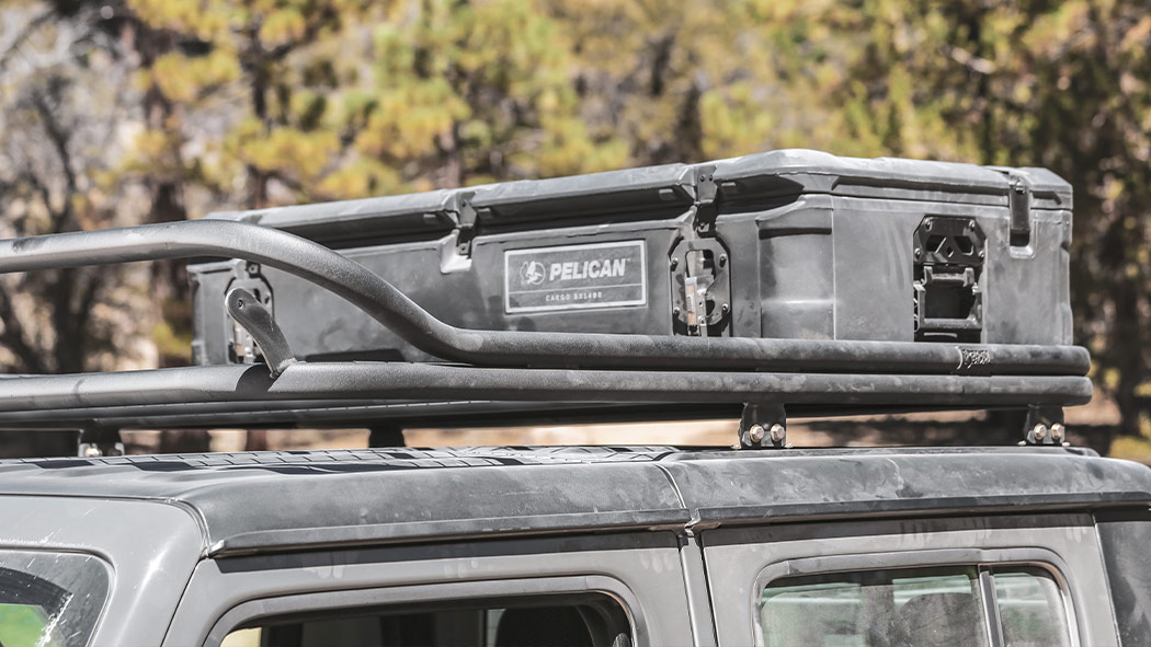 pelican 140r rfmt001lg large roof rack mount