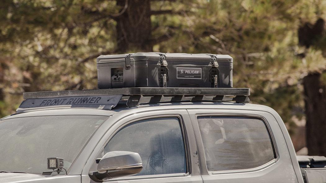 pelican 90r cargo case roof rack hardware