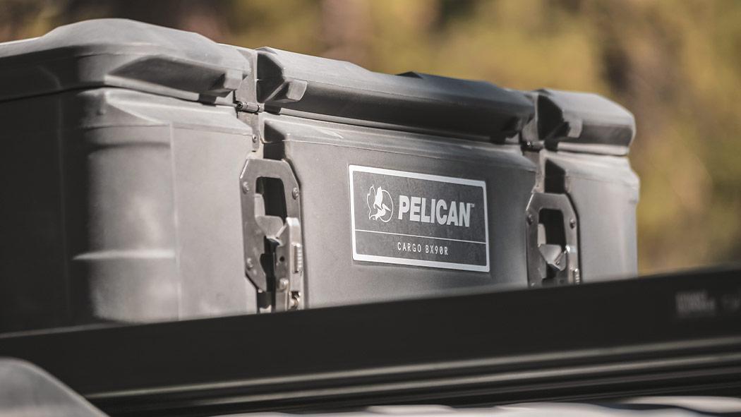 pelican 90r cargo case roof rack mount