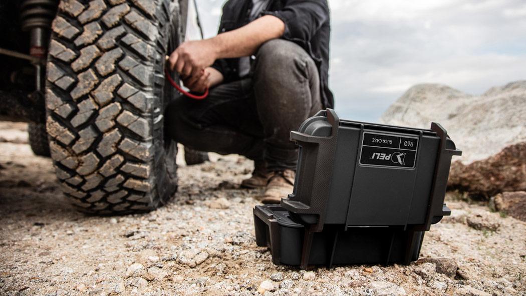 peli r60 tool hardware ruck case