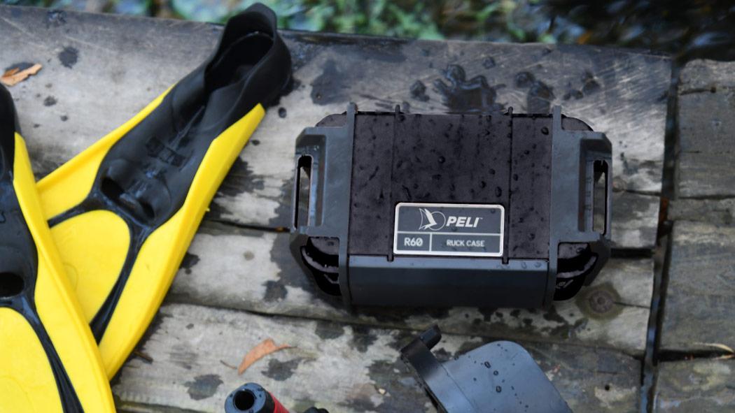 peli r60 waterproof ruck utility case