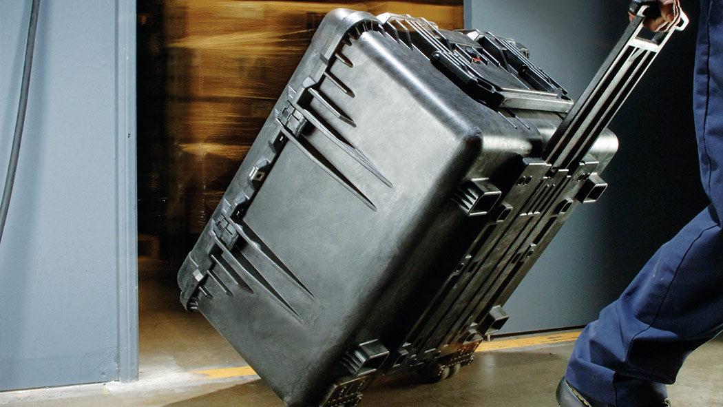 pelican 1640 warehouse transport case