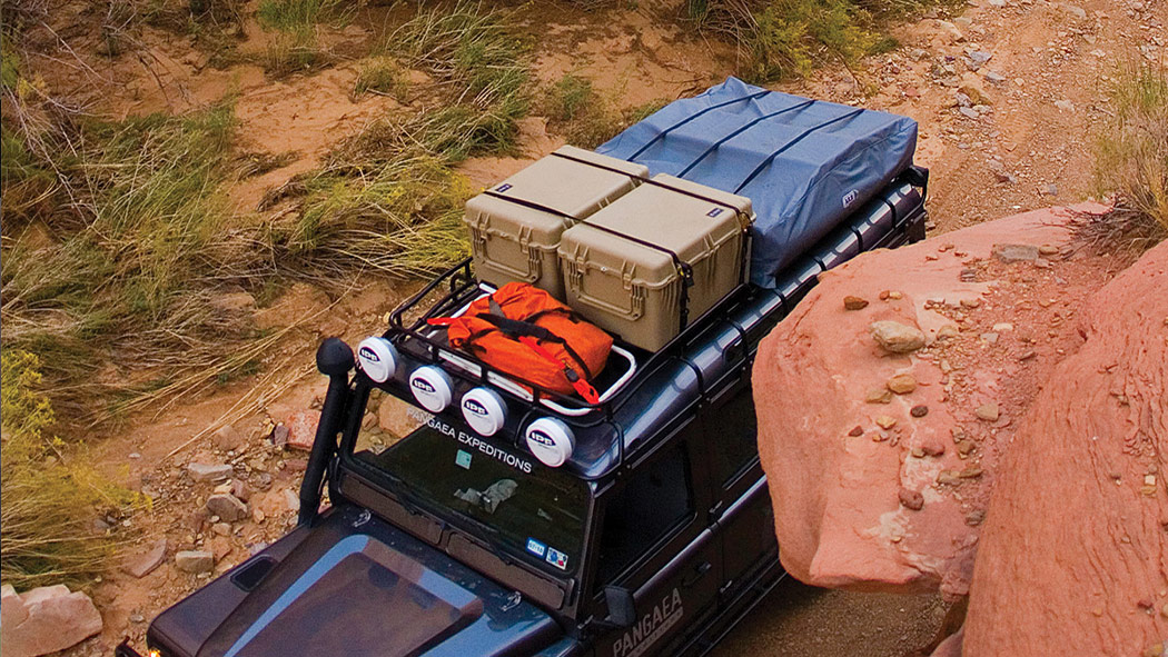 pelican 1660 expedition roof rack case