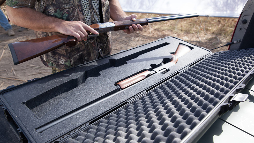 pelican 1750 double shotgun weapon case