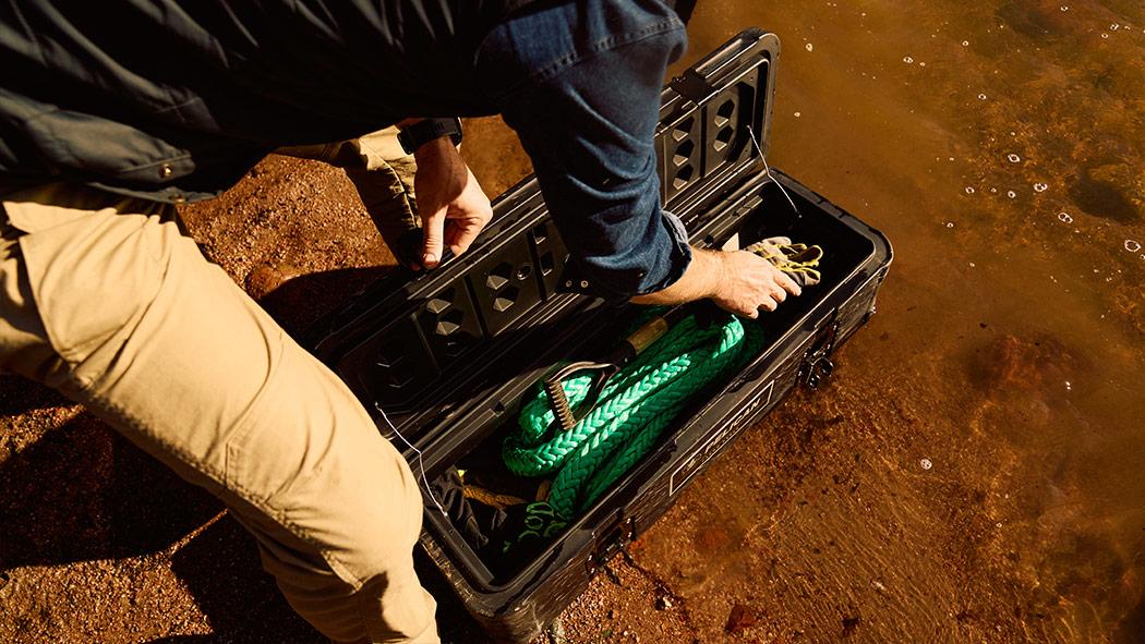 pelican bx55s truck side equipment cargo case