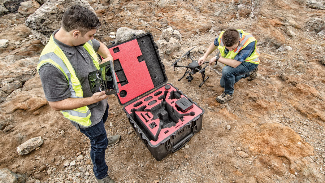pelican flightline matrice 200 drone case
