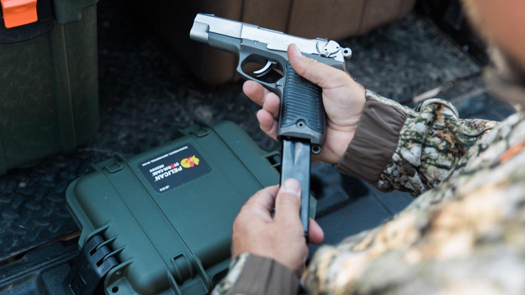 pelican im2050 storm pistol hunting gun case