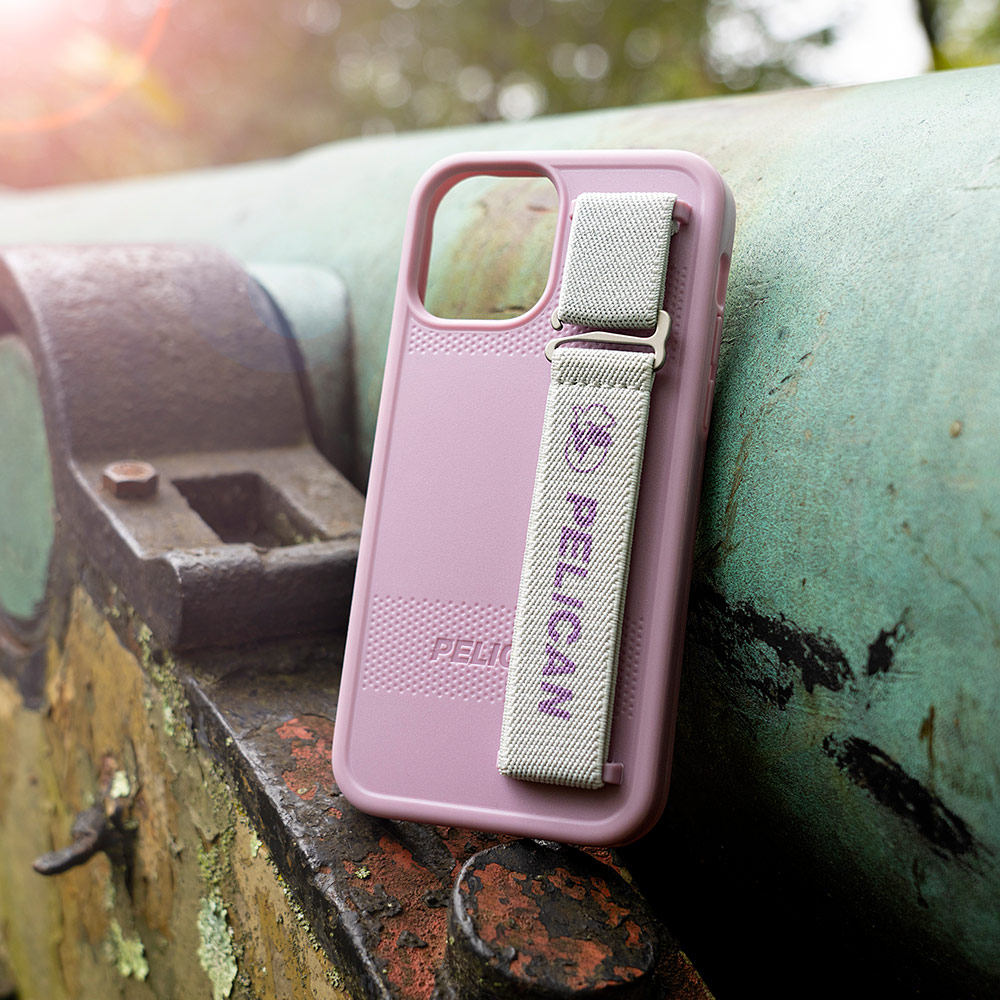 pelican protector sling mauve iphone case