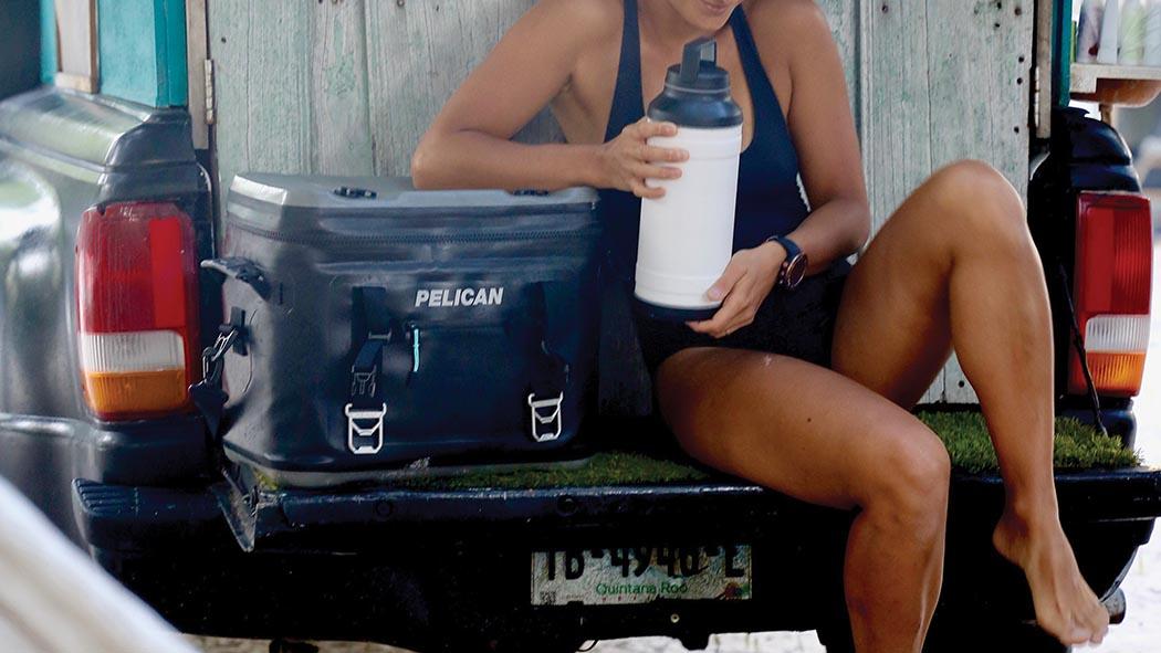 pelican sc24 24 can beverage soft cooler