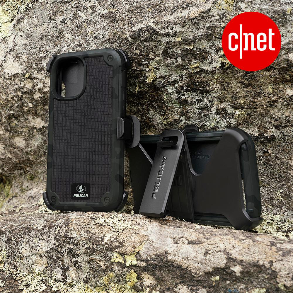 pelican shield g10 black iphone 12 case