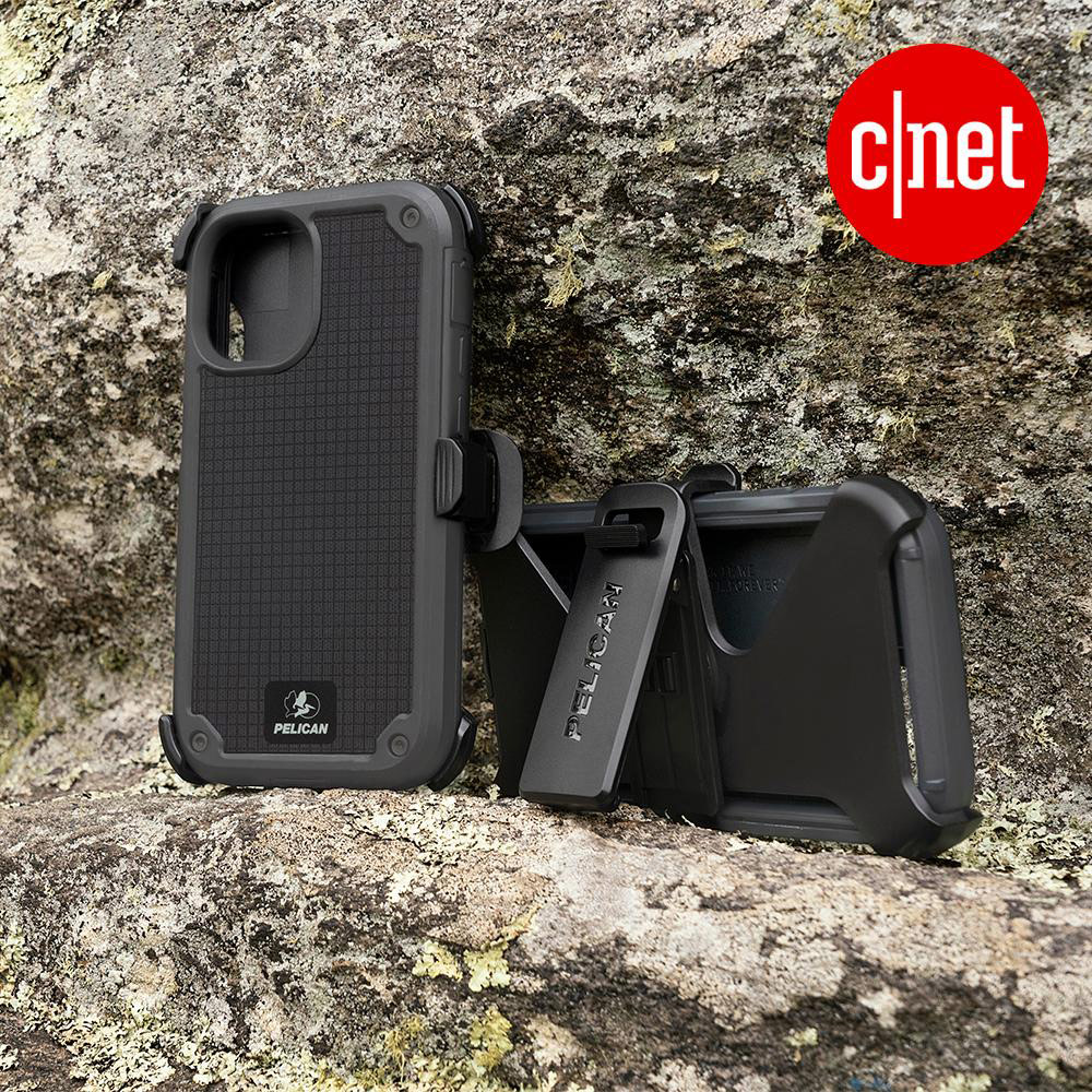 pelican shield g10 gray tough iphone case