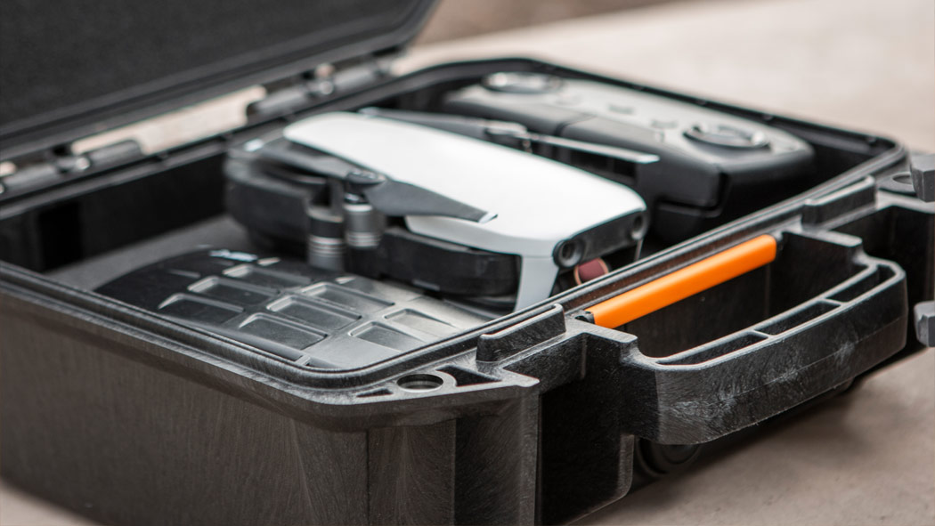 pelican v100 small drone case