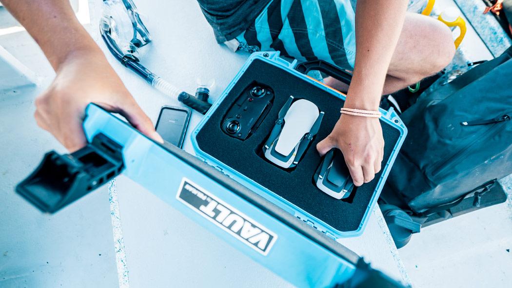 pelican vault v200c camera drone case