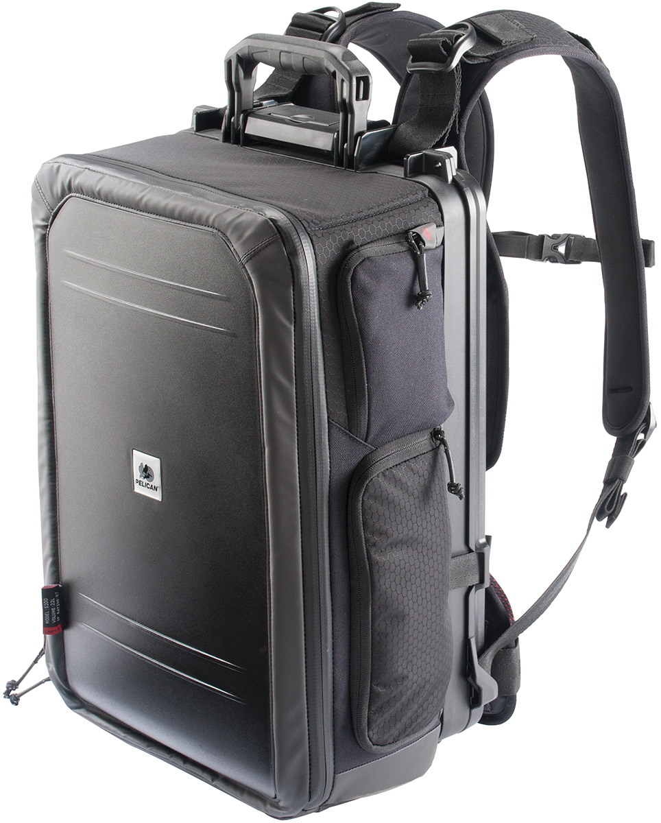 pelican peli products S115 protective camera hard backpack
