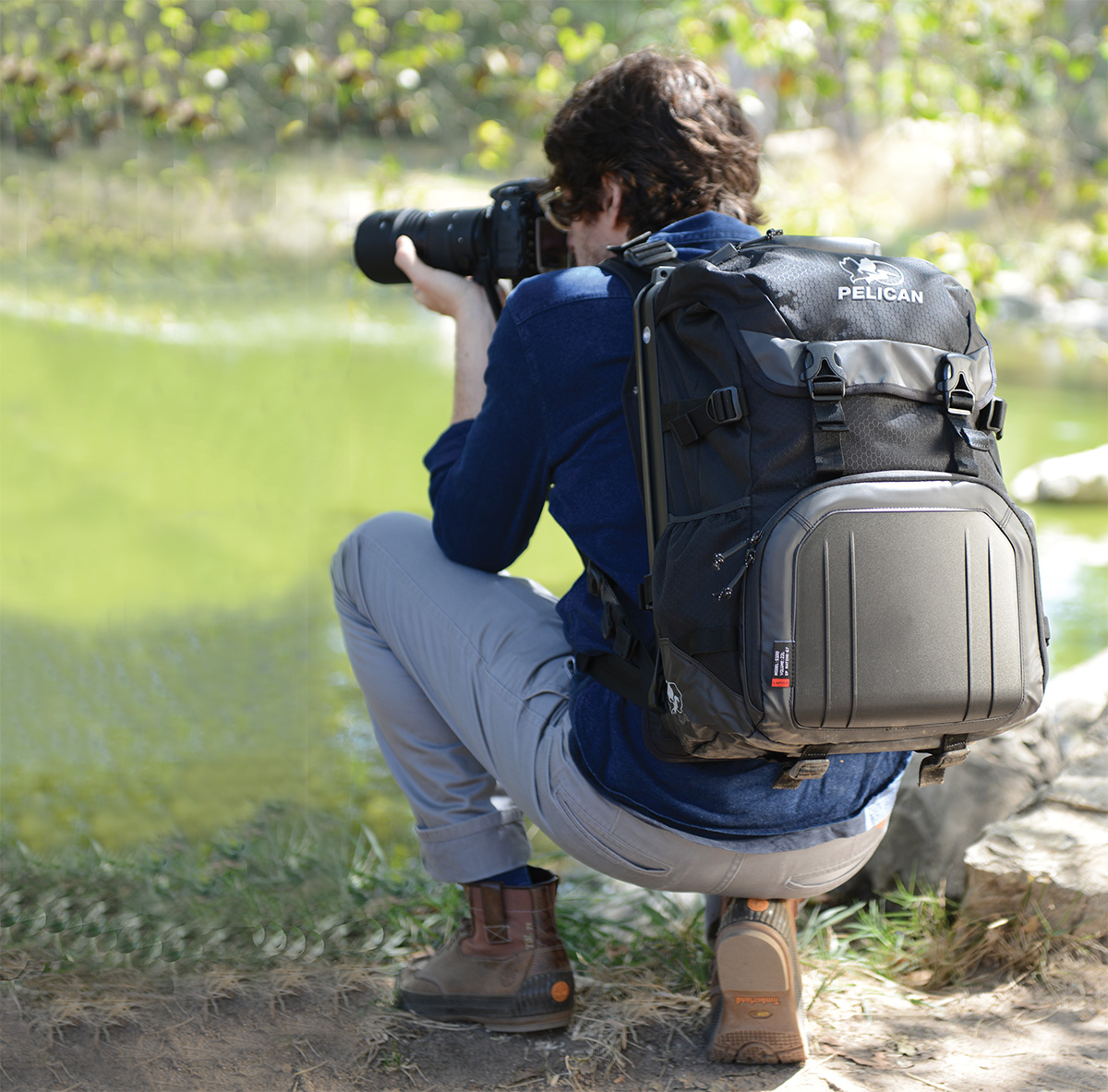 pelican peli products S130 quality usa camera protective backpack