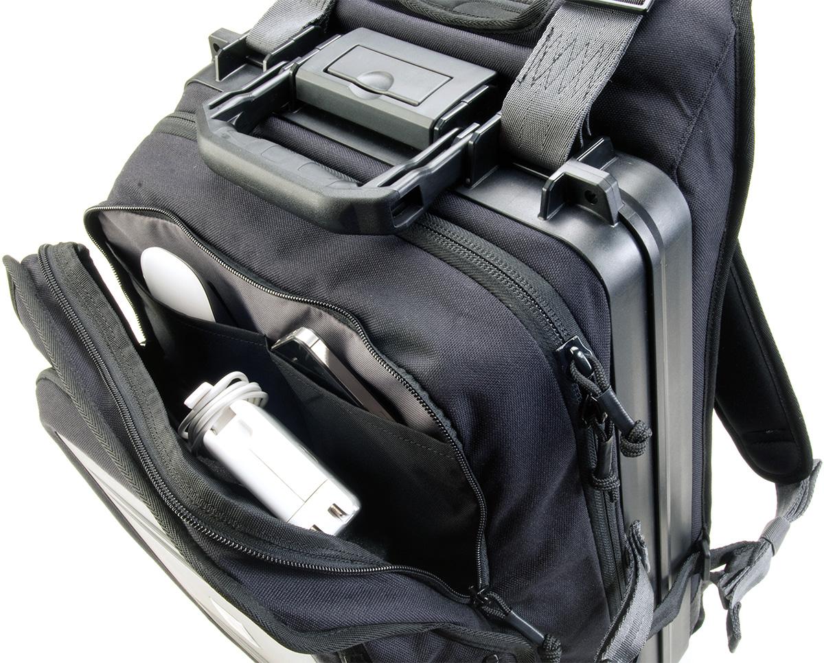 pelican peli products U100 best protective hard laptop backpack