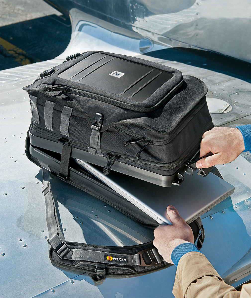 pelican peli products U100 best rugged travel laptop backpack