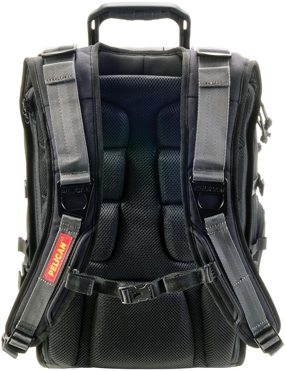 pelican peli products U100 hard laptop padded back pack bag
