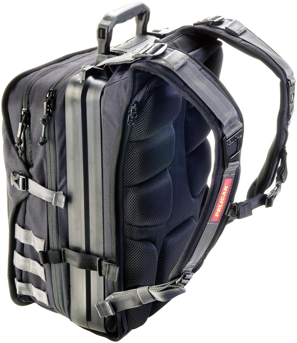 pelican peli products U100 hard shell laptop backpack
