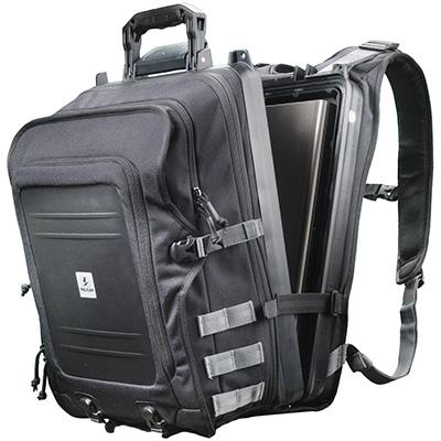 pelican peli products U100 waterproof hard laptop backpack