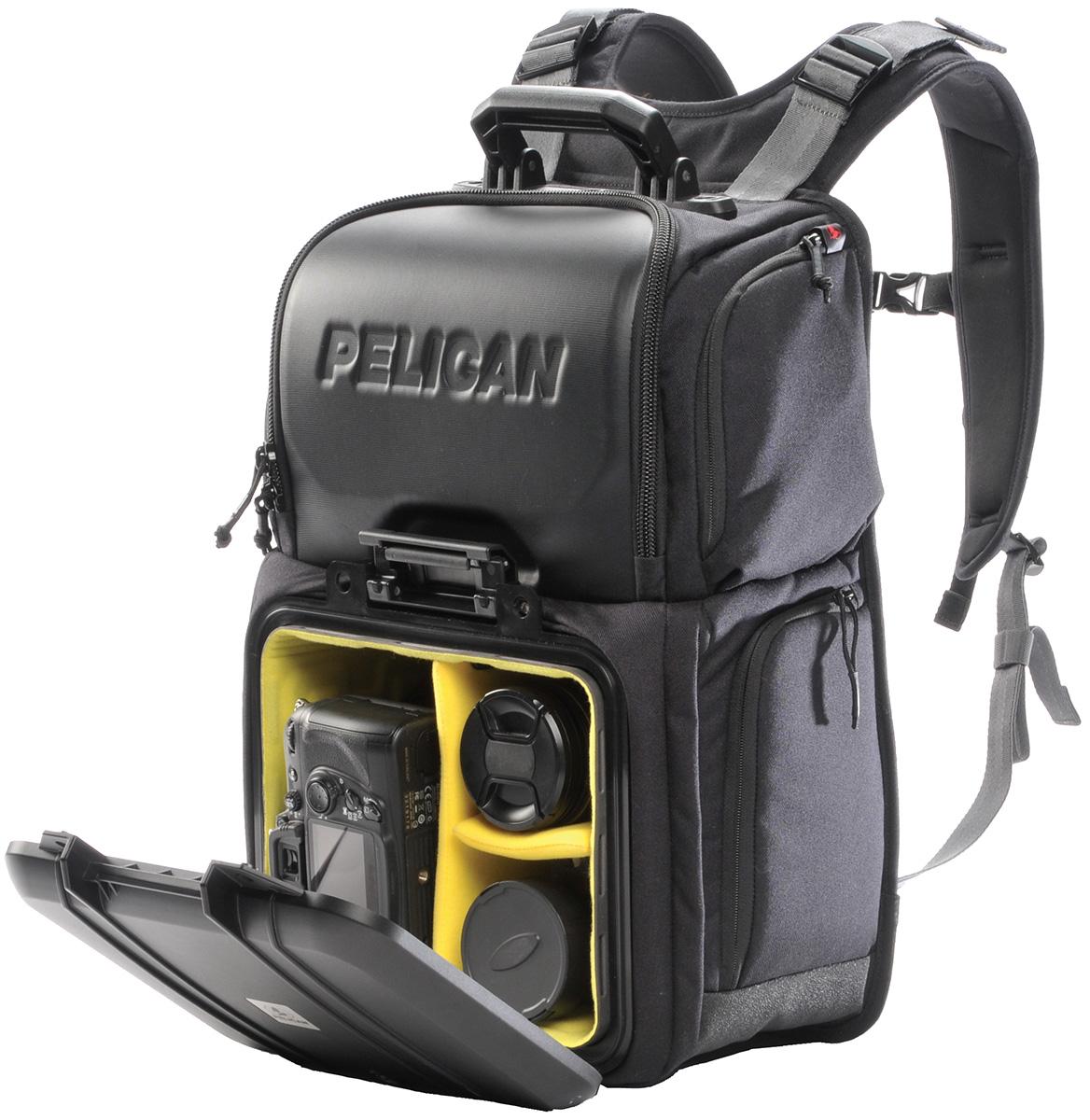 pelican peli products U160 hard photographer camera backpack