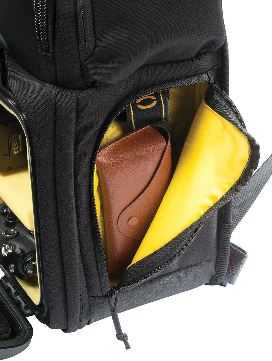 pelican peli products U160 hard shell rigid camera backpack