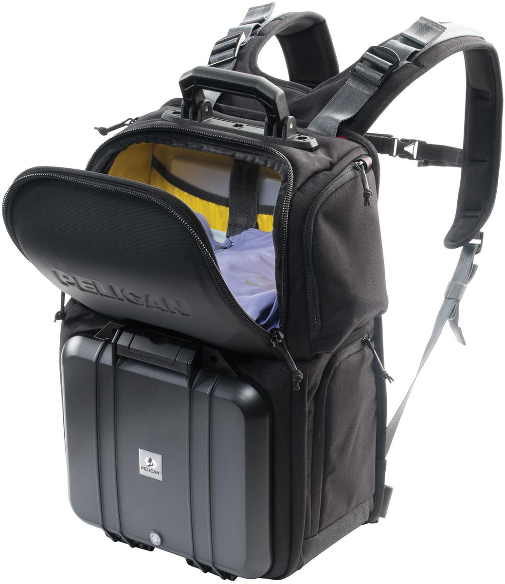 pelican peli products U160 camera protective backpack