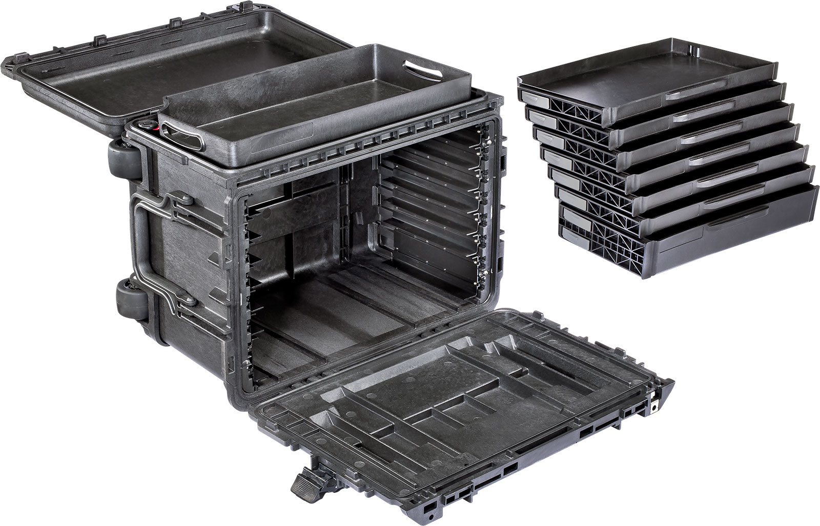 pelican 0450 gen 2 tool box sd6 drawers