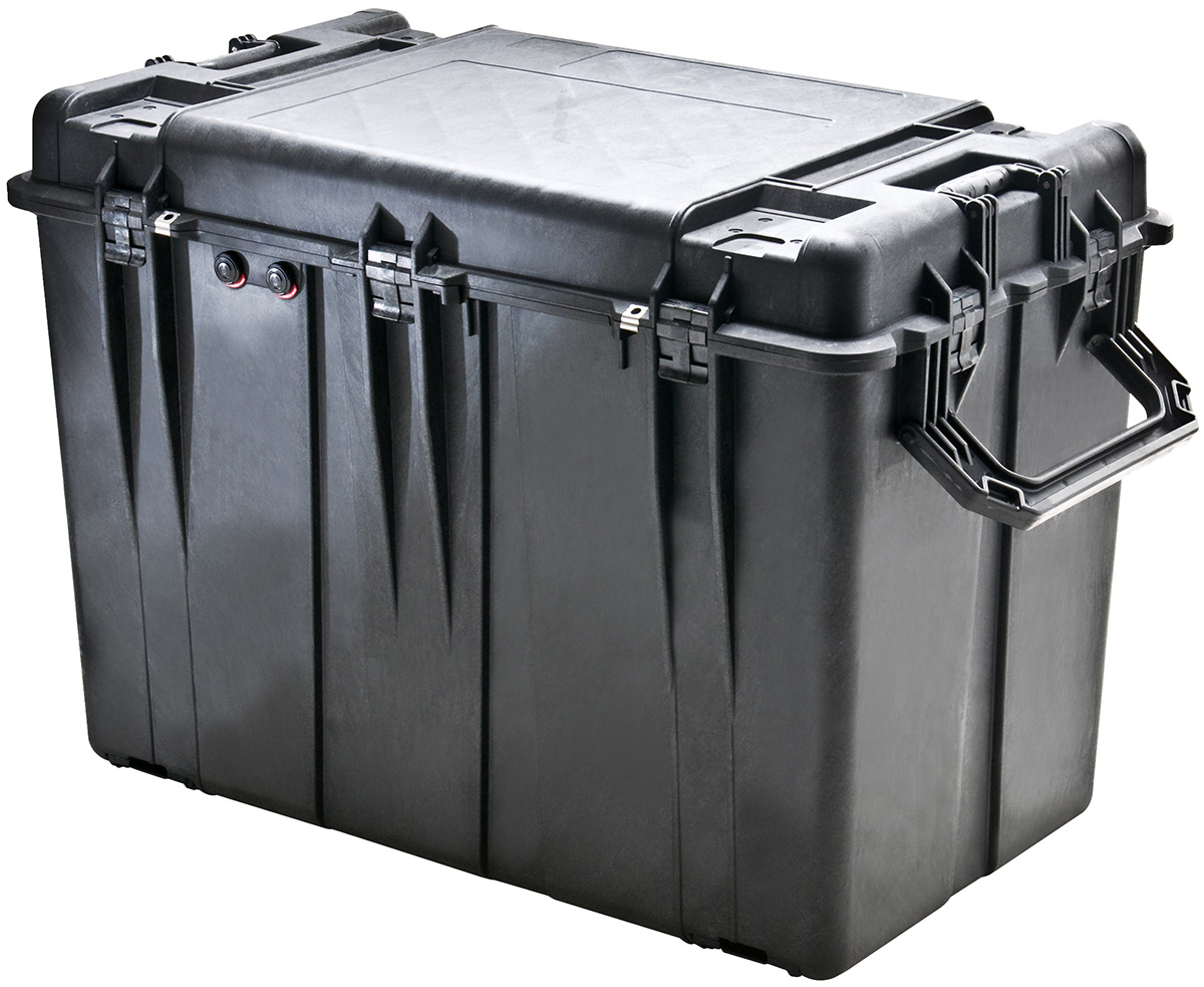 pelican hard protection transport case
