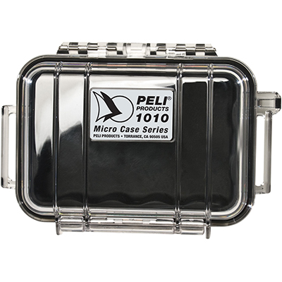pelican 1010 waterproof electronics phone micro case