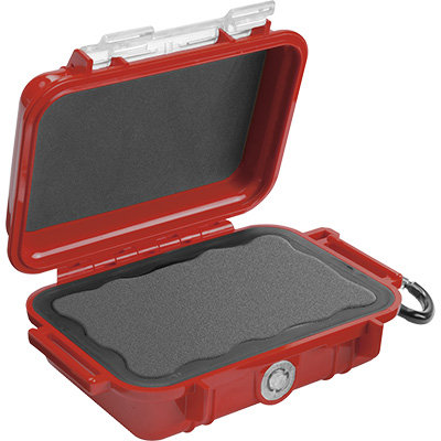 pelican 1010 red gear micro case