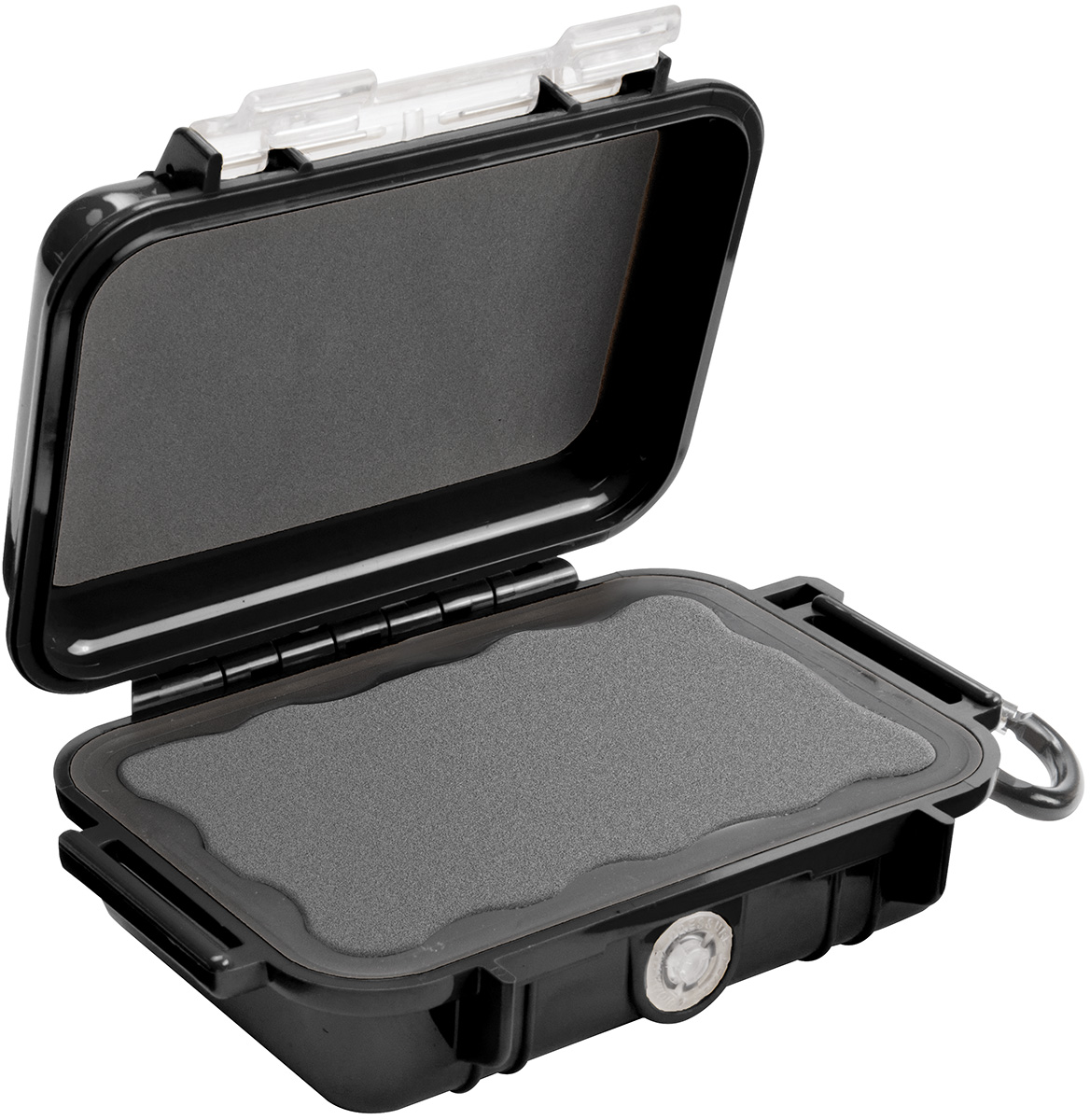 pelican 1010 waterproof black tiny case