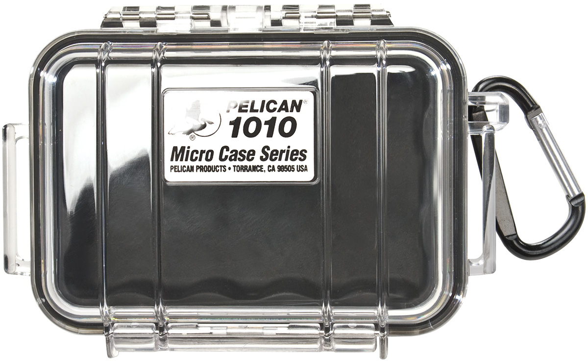 pelican waterproof electronics phone micro case