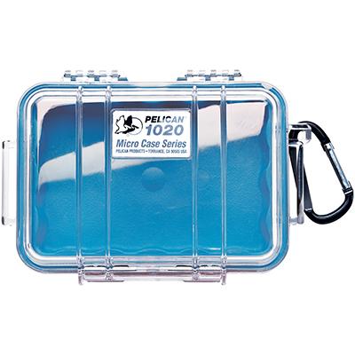 pelican 1020 strong hard blue micro case