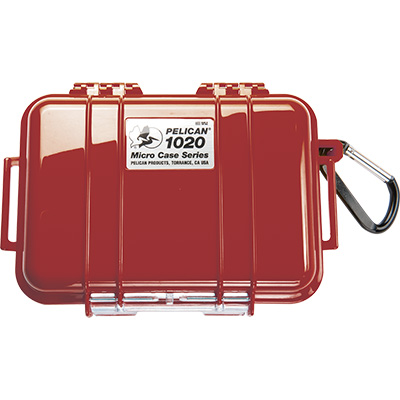 pelican 1020 tough red micro case