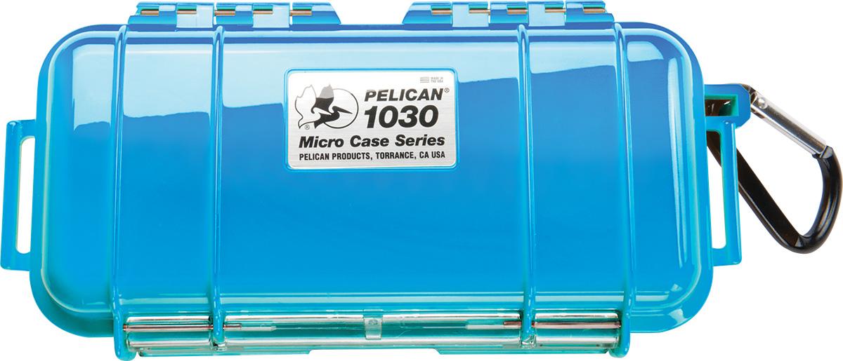 pelican 1030 blue protective case micro case
