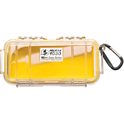 pelican 1030 survival waterproof red rigid case