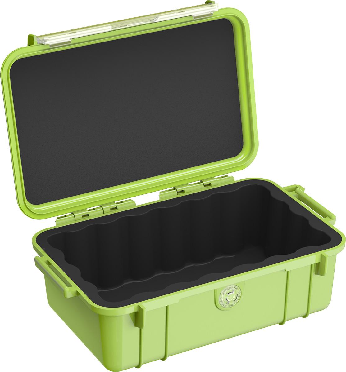pelican 1050 bright green phone case